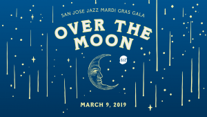 Over the Moon: 2019 Mardi Gras Gala, March 9, 2019