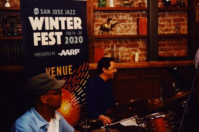 The Winter Fest Edition of our weekly jazz jam just jamming the night away.