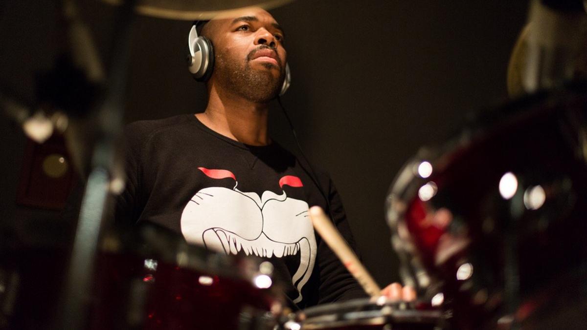 drummer Eric Harland
