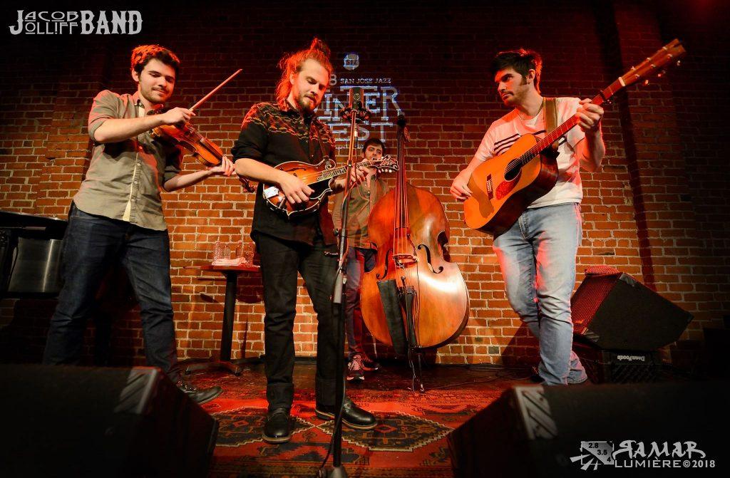 Jacob Joliff Band; photo by Greg Ramar