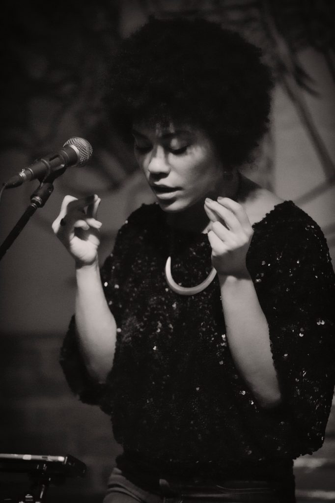 Madison McFerrin; photo by Robert Birnbach