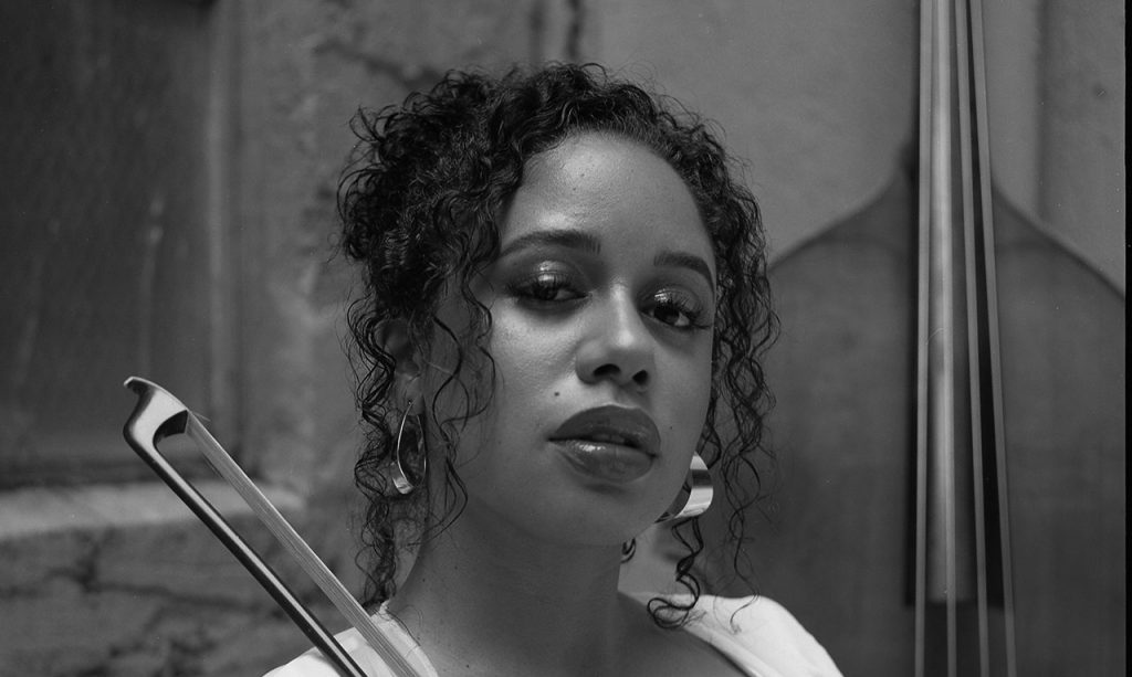 Grantee Aneesa Strings